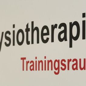 Physiotherapie Trainingsraum